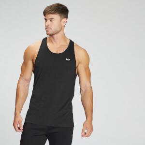 MP Men's Essentials Stringer Vest - Black
