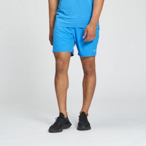 Short d'entraînement en matière tissée MP Essentials pour hommes–Bleu vif