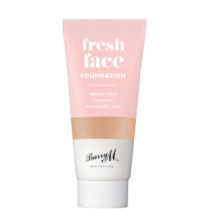 Barry M Cosmetics Fresh Face Foundation 35ml (Various Shades)