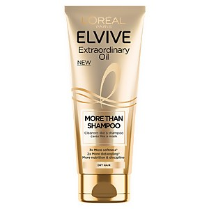 L'Oréal Paris Elvive Extraordinary Oil More Than Shampoo Intense Care 200ml