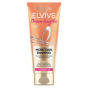 L'Oréal Paris Elvive Dream Lengths More Than Shampoo Intense Care 200ml
