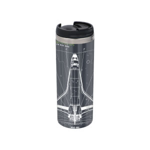 NASA NGC 602 Stainless Steel Thermo Travel Mug - Metallic Finish