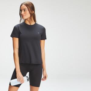 MP Women's Power Ultra Split Back T-Shirt - Black