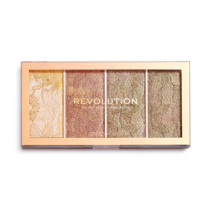 Makeup Revolution Vintage Lace Highlighter Plt