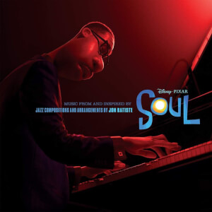 "Music From And Inspired By ""Soul"" LP"
