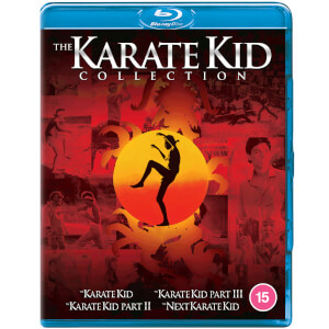 The Karate Kid 1-4