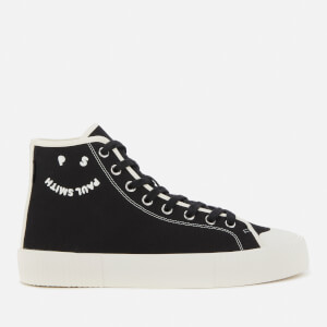PS Paul Smith Men's Kibby Hi-Top Trainers - Black