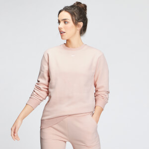 MP Essentials Women's Sweatshirt - Light Pink