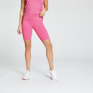 MP Essentials Training Women's Full Length Cycling Short - Candyfloss