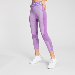MP Women's Curve 3/4 Leggings - Deep Lilac