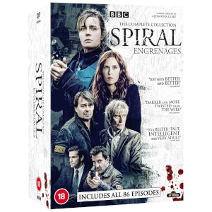 Spiral - The Complete Collection