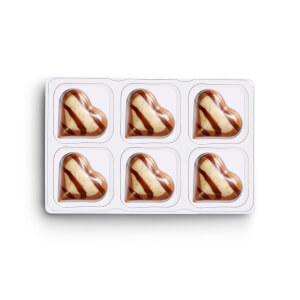 Salted Caramel Kiss Heart Selector