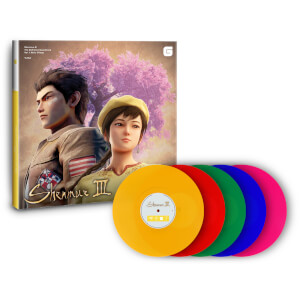 Shenmue III - The Definitive Soundtrack Vol. 1: Bailu Village 5LP