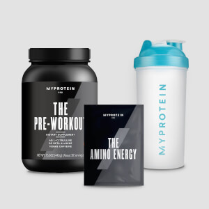 Myprotein Fuel Your Ambition Energy Bundle (US)