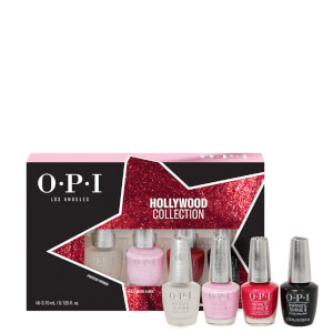 OPI Hollywood Collection Infinite Shine Mini Gift Set 4 x 3.75ml