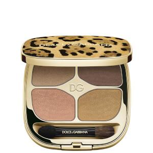 Dolce&Gabbana Felineyes Intense Eyeshadow Quad - Italian Baroque 4 4.8g