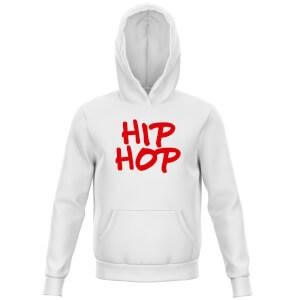 Hip Hop Kids' Hoodie - White