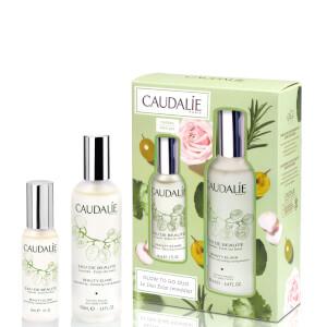 Caudalie Glow to Go Beauty Elixir Set (Worth £44.00)
