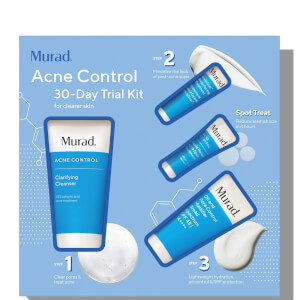 Murad Acne Control 30-Day Trial Kit (Worth $53.00)