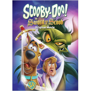 Sword And The Scoob?!