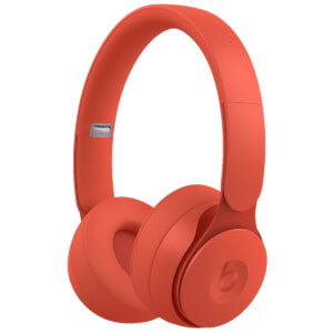 Beats Solo Pro Matt Collection - Red