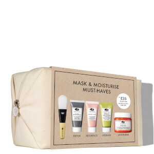 Origins LOOKFANTASTIC Exclusive Mask and Moisturise Must-Haves Set (Worth £62.00)