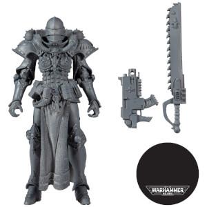 "McFarlane Toys Warhammer 40K 7"" Figures Wv2 - Adepta Sororitas Battle Sister (Ap) Action Figure"