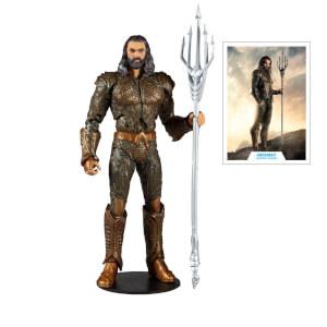 """McFarlane Toys DC Justice League Movie 7"""" Figures - Aquaman Action Figure"""