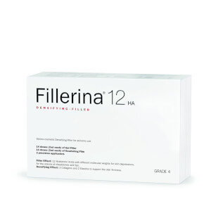 Fillerina 12 Densifying-Filler Intensive Filler Treatment - Grade 4 2 x 30ml