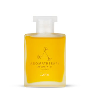 Aromatherapy Associates Limited Edition Engraved Rose Bath and Shower Oil 55ml
