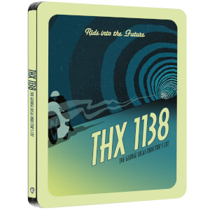 THX 1138 - Zavvi Exclusive Sci-fi Destination Series #2 Steelbook