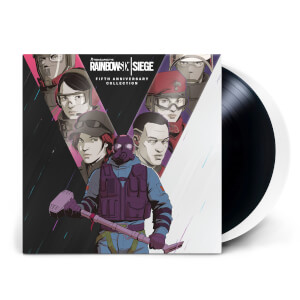 Laced Records Siege: Fifth Anniversary Collection 2LP