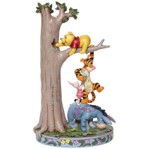 Disney Pooh Eeyore Tigger and Piglet