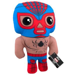 "Marvel Lucha Libre Spider-Man 17.5"" Funko Plush"