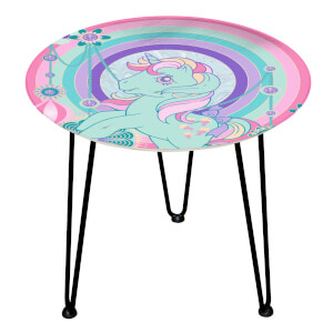 Decorsome My Little Pony Jewels Wooden Side Table