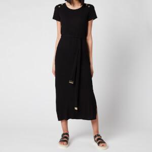 Barbour International Women's Hairpin Dress - Black
