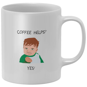 Success Coffee Baby Mug