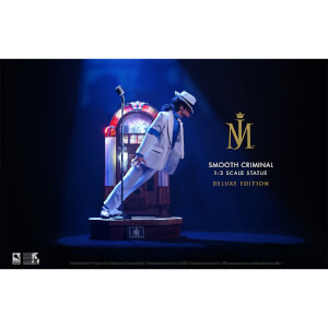 PureArts Michael Jackson Smooth Criminal 1/3 Scale Deluxe Statue