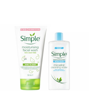 Simple Moisturising Bundle