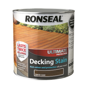 RONSEAL ULT PROTECTION DECKING STAIN DOA