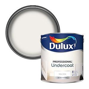 Dulux Pure Brilliant White - Professional Undercoat Paint - 2.5L