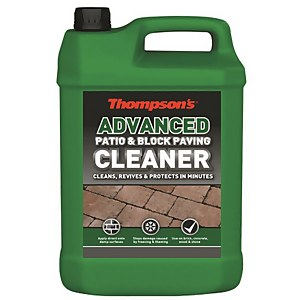 Thompsons Patio And Paving Cleaner - 5L