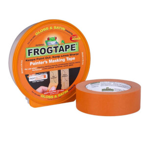 FrogTape For Gloss & Satin Masking Tape - 24mm x 41.1m