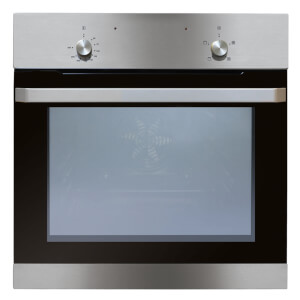 Matrix MS100SS Built-in Single Electric Oven - Stainless Steel
