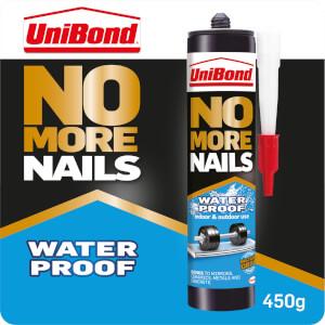 UniBond No More Nails Grab Adhesive Cartridge Waterproof 450g