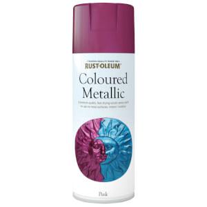 Rust-Oleum Pink Metallic - Spray - 400ml