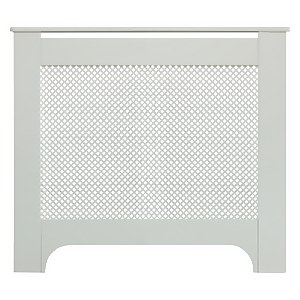 Richmond Radiator Cabinet White FSC - Small