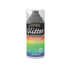 Rust-Oleum - Glitter Rainbow - Spray Paint - 150ml