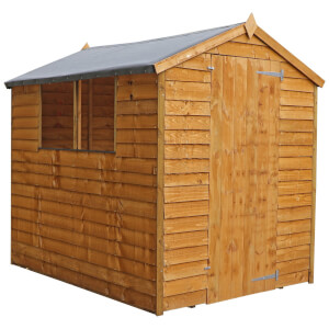 Mercia 7x5ft Overlap Apex Shed