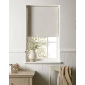 Cotton Colour Blackout Blind - 180cm